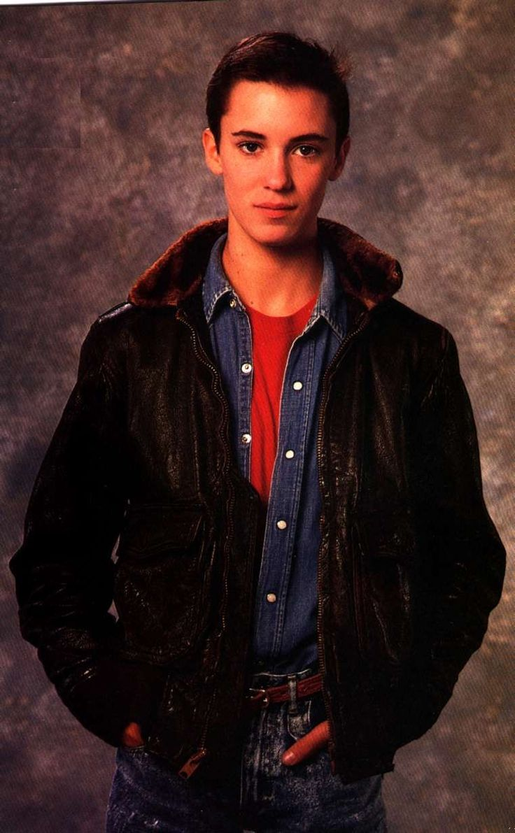 Wil Wheaton in Stand by Me