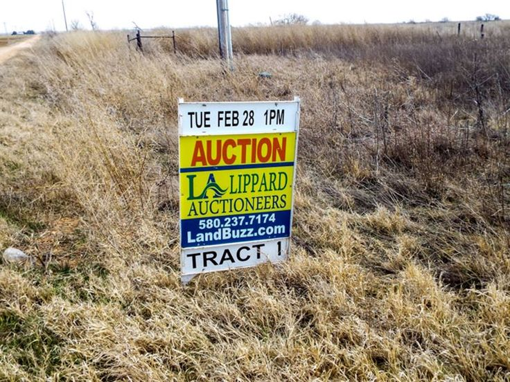 2/28/17 AUCTION 281 ACRES OF CROP IN #OKLAHOMA. FEBRUARY 28, 2017, @ 1:00 PM. #Auction conducted by TROY LIPPARD w/ Lippard Auctioneers. -LANDFLIP.com #realestate #land #farm