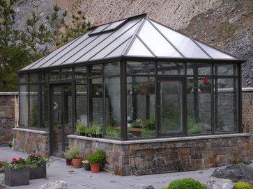 home greenhouse designs - Google Search