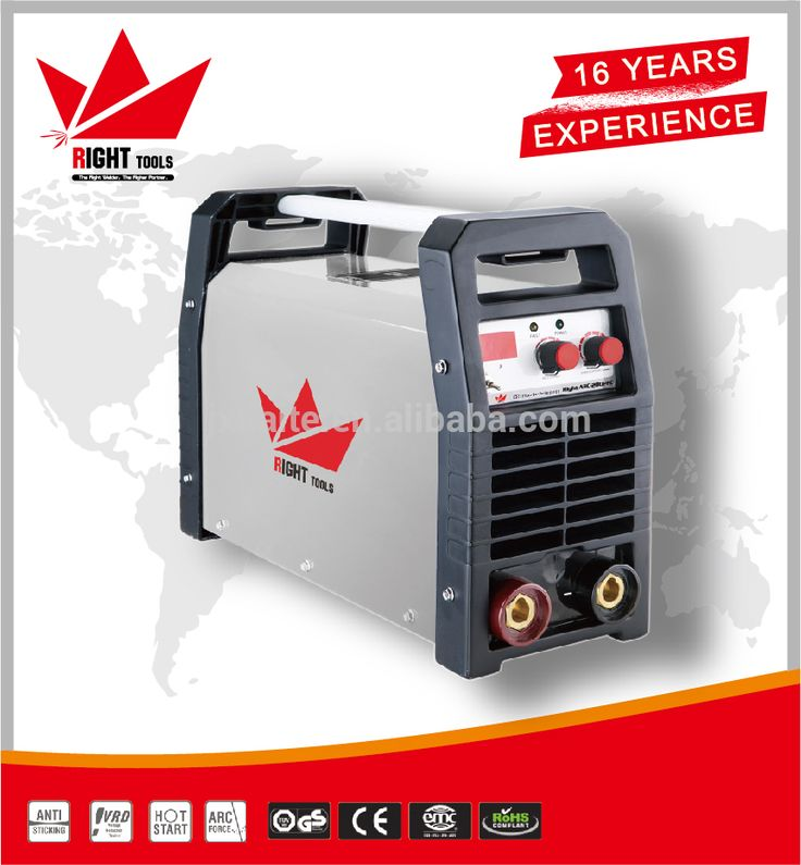 Portable Single Phase WTL Quality ARC MMA 160 Inverter Welding Machine
