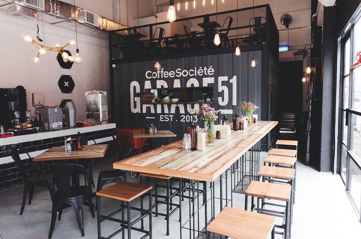 Garage 51 Coffee Shop by Coffee Société at Bandar Sunway