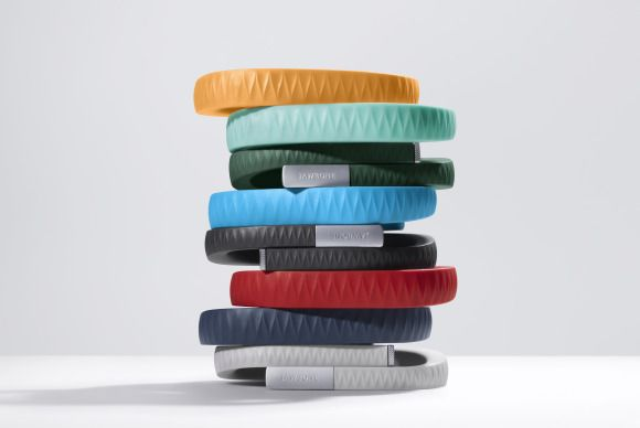 Review: Relaunched Jawbone Up is a fashionable fitness tracker   TechHive