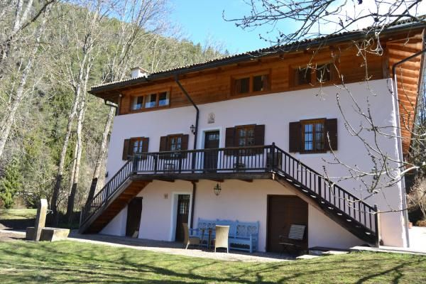 We also have plenty of #skiproperties, this is one in #Trentino