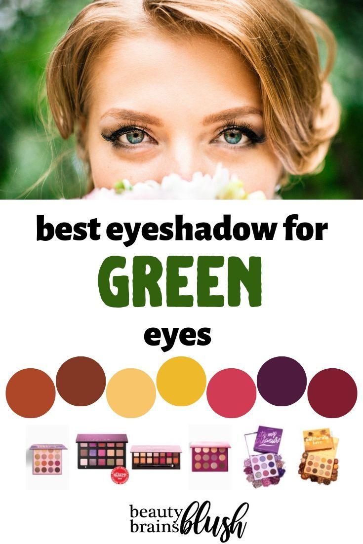 best eyeshadow for every eye color | eye makeup | best