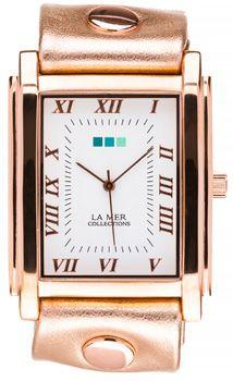 La Mer Часы La Mer LMHOZ1000. Коллекция Часы наручные