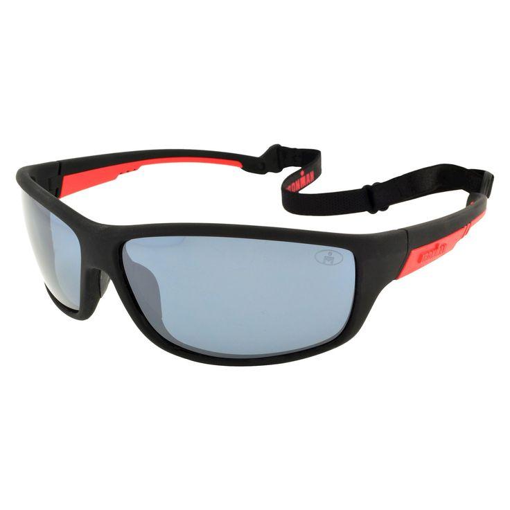 Men's Ironman Polarized Sport Sunglasses - Black
