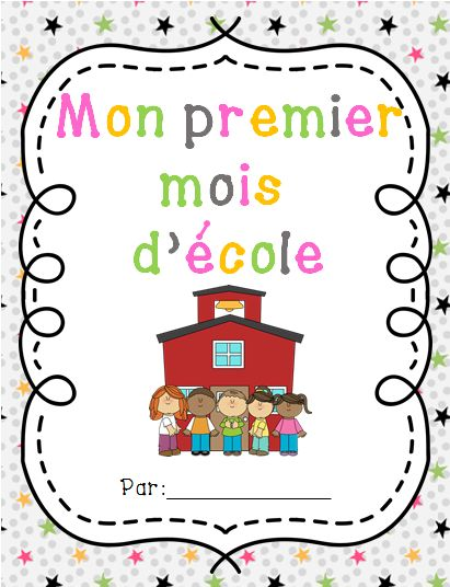 This file includes a French Back to School booklet to work on during the first few weeks of school in September. The booklet includes 11 activities and a cover page. The activities encourage students to learn about other students in their class while also reflecting on the upcoming year.
