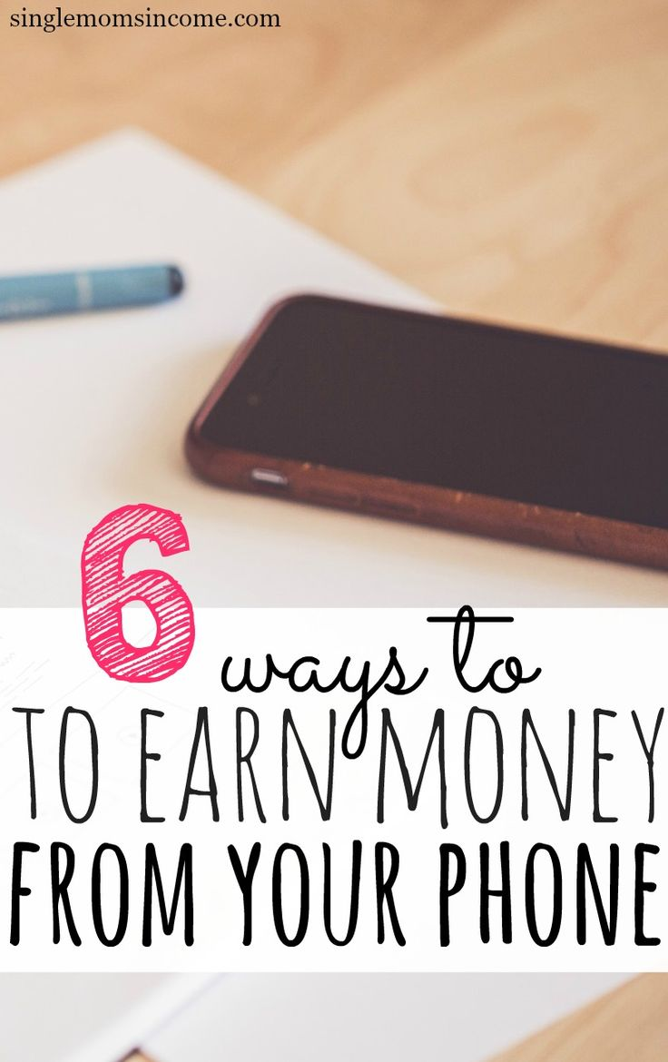 Give the fact that there are so many unique ways to earn extra money online, that also means you can earn money conveniently from your mobile device.