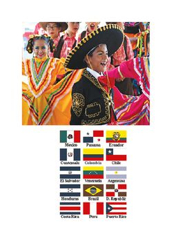What better way to celebrate Hispanic Heritage Month than with a scavenger hunt!  I've created an image one one page and a second page with a biography with citation for the much loved Selena, Carmelo Anthony, Sonia Sotomayor, Sandra Cisneros, Roberto Clemente, Loreta Janeta Velazquez, Cesar Chavez, Frida Kahlo, and Salvador Dali.