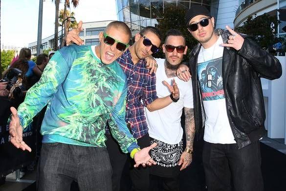 Bliss N Eso ARIA Awards