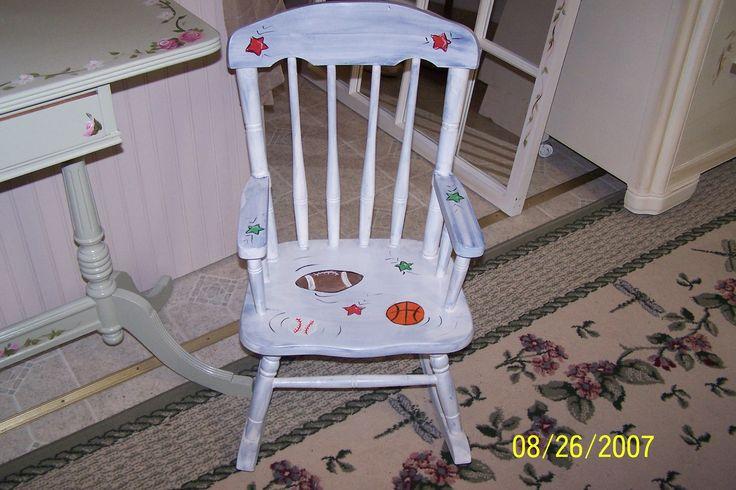 ... Furniture / Artwork on Pinterest  Rocking chairs, Vintage school