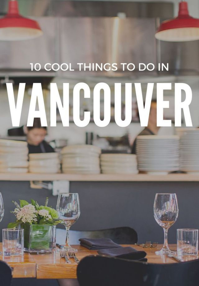 Things You Can Do To Get Cheap Hotel Deals Vancouver Travel