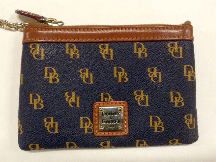 Dooney & Bourke Wallet Continental Leather  Clutch  | eBay