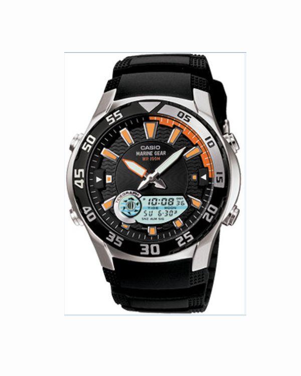Casio MARINE GEAR Watch //Price: $37000 & FREE Shipping //     #fashion #style #cute #love