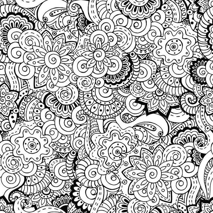 Цветы, черно-белые картинки для распечатки на стену пинтерест