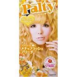 Palty Hair Color Liking Bitter Cuccino And Jewelry Ashe