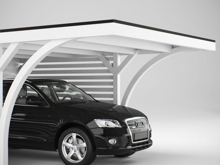 stylish carport