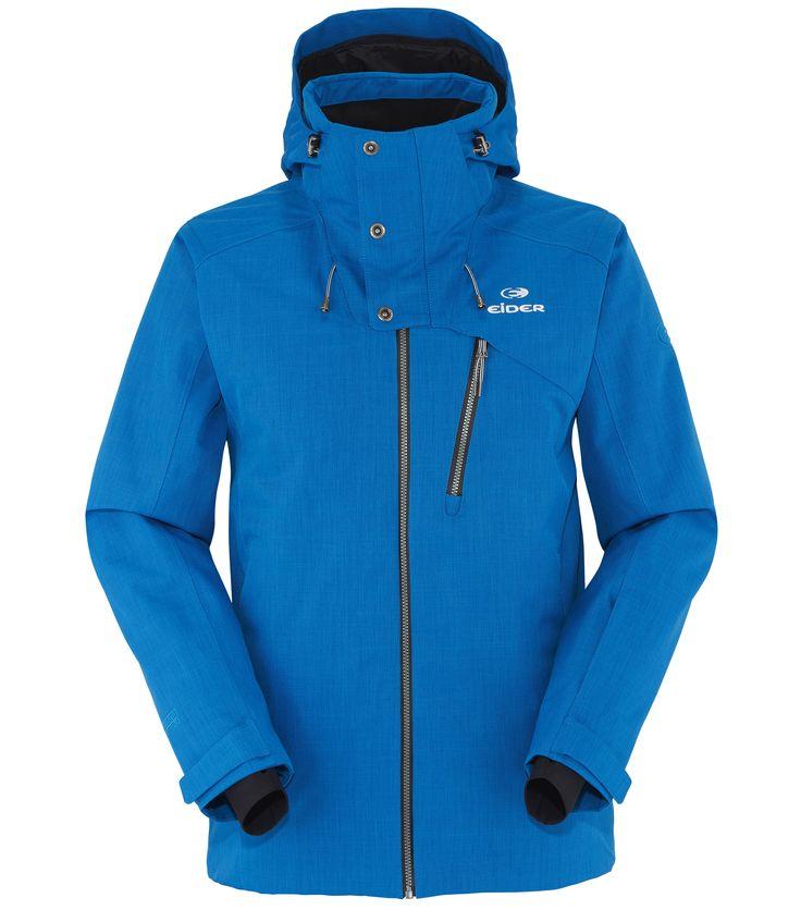 Veste ski femme manhattan ii bleue marine