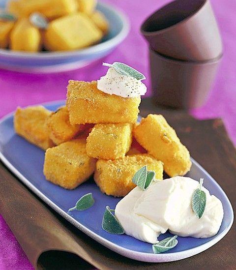 Barrette di polenta ai formaggi-preview