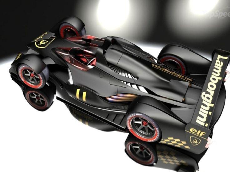 29 Best Formula 1 Images On Pinterest: Lamborghini Formula 1