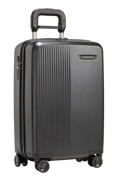 Briggs & Riley 'Sympatico' Wheeled Carry-On (21 Inch) available at #Nordstrom