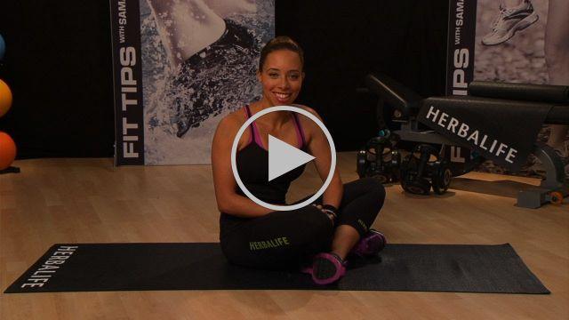 Cómo hacer un puente con levantamiento de pierna | Herbalife