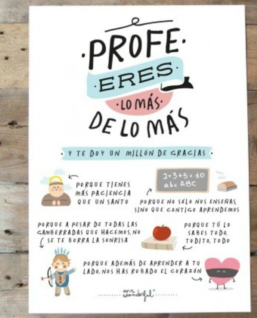 M s de 25 ideas incre bles sobre dedicatorias para for Cartel comedor infantil