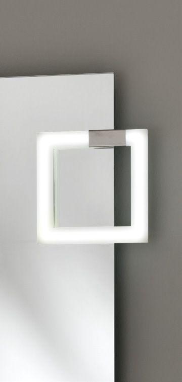 #Eban #mirror led #lamps Square | im Angebot auf #bad39.de | #Badmöbel #Bad #Badezimmer #Einrichtung #Ideen #Italien