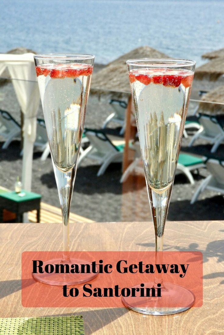 Santorini budget travel - Santorini is the perfect romantic getaway, we enjoyed some champagne to celebrate life in the sun but still managed to on a small budget!
