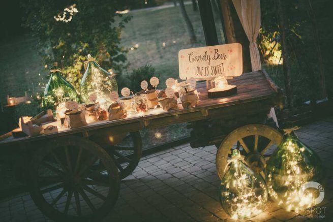 Love, paper and co. | #Wedding Design Bologna  #Lovepaperandco #gspotlabs #sweettable #candybar #confetti