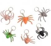 Leuke spinnen sleutelhangers