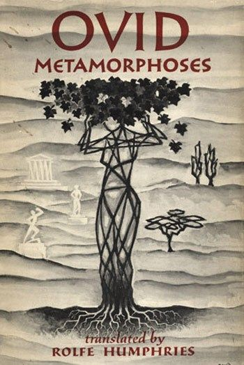 Metamorphoses, Ovid Despite him being like, so old, Ovid is funnier and sexier than you think. Plus, he's the original architect of surreal, mythic ch-ch-ch-changes. Can't beat him.