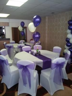 donnas party balloons is a Wedding Supplier of Table Decorations, Venue Decorations, Favours & Gifts. Are you planning your Big Day and looking for wedding items, products or services? Why not head over to MyWeddingContacts.co.uk and take a look at donnas party balloons's profile page to see what they have to offer. Helping make your wedding day into a truly Amazing Day. Oh, and good luck and best wishes with your Wedding.