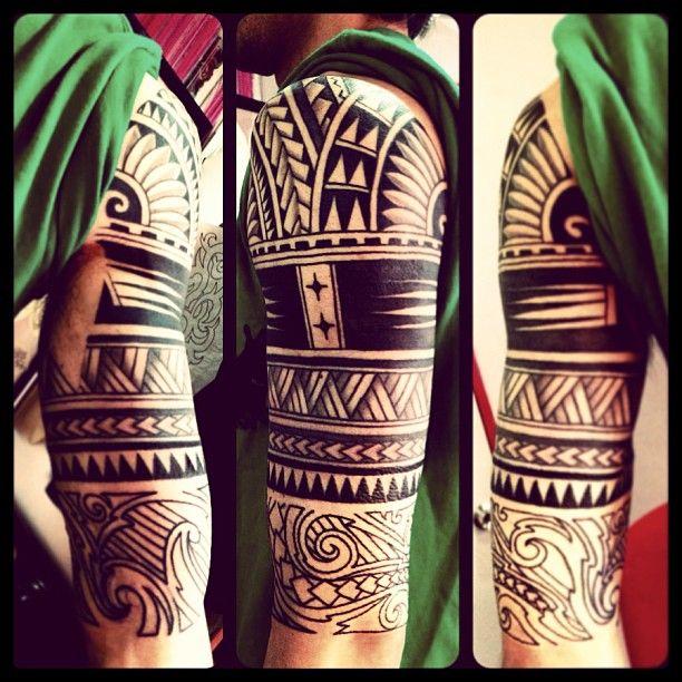 #tribal #タトゥー #tattoo #reikotattoo