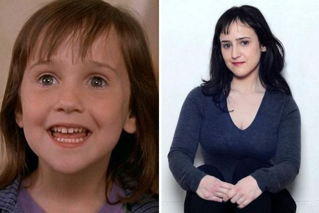Then: In her film debut, Wilson was precocious Natalie Hillard in 'Mrs. Doubtfire.' One of the more accomplished child actors of the '90s,Now: These days Wilson is a writer for places like Cracked and a popular presence on Twitter. (She addresses why she quit acting on her blog Mara Wilson Writes Stuff.) She hopes to break into children's fiction, and talked about her time in Hollywood on the Web series The Nostalgia Critic and The Nostalgia Chick.