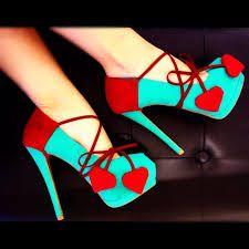 platform topuklu ayakkabı ile ilgili görsel sonucu