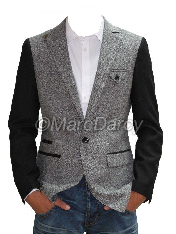 41 Best Marc Darcy Blazers Images On Pinterest | Coats U0026 Jackets Gray Blazer And Grey Blazers