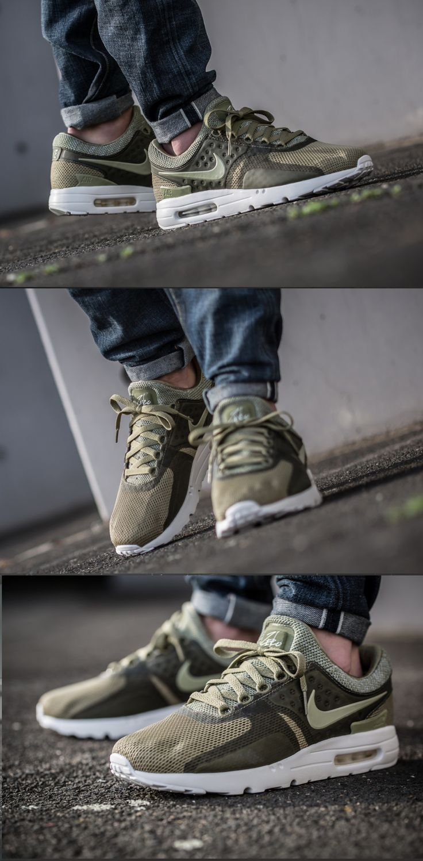 Nike Air Max Zero BR - Cargo Khaki