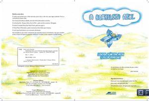 A borboleta azul: livro, compreendendo atividades e sequência de ensino – Mundinho da Criança   – textos para leitura