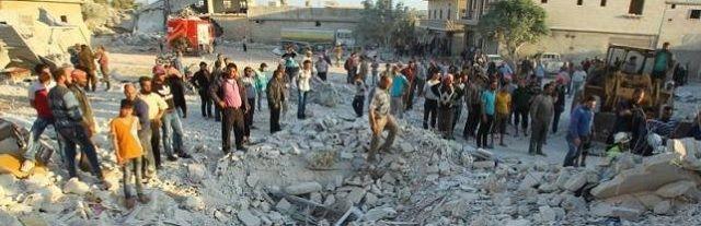 Faal: 'Bewijzen' Russische luchtaanval op Syrische stad Idlib blijken 6 maanden oud te zijn - http://www.ninefornews.nl/faal-bewijzen-russische-luchtaanval-op-syrische-stad-idlib-blijken-6-maanden-oud-te-zijn/