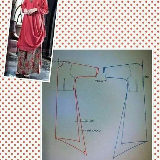 #kumpulanpola#polablouse#poladress#polakebaya#polacelana#polagaun#sewingpattern#dresspattern#gownpattern#handmade#craft#pattern