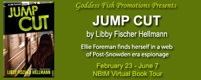 Archaeolibrarian - I dig good books!: NBTM & #GIVEAWAY - Jump Cut by Libby Fischer Hellm...