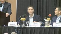 2013 Cubs Convention Management Panel video highlights: President of Baseball Operations Theo Epstein, Executive Vice President/General Management Jed Hoyer, Assistant General Manager Randy Bush, Assistant General Manager Shiraz Rehman and Manager Dale Sveum.