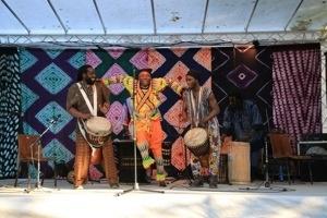 Bilder, Fotos und Impressionen vom Afrikafest auf der Burg Lißberg