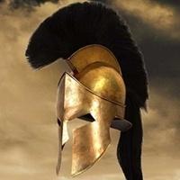 $425 300 King Leonidas Helmet