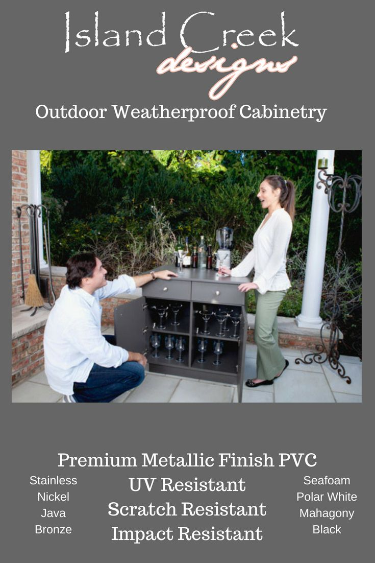 We Are A Supplier Of Premium Metallic Finish Solid Pvc Plastic For Outdoor Grill Cabinets Outdoor Kitchen Cabinets Bar Outdoor Kitchen Cabinets Pvc Vinyl Pvc