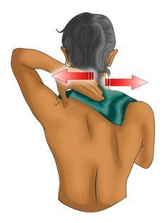 Vous avez mal au cou, parfois un peu plus bas, vers les omoplates ? Votre médecin vous a conseillé des séances de kinésithérapie. Allez-y! À la maison, complétez avec des exercices d'autorééducati…