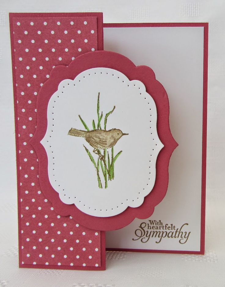 Stamping Moments: Card Buffet.....