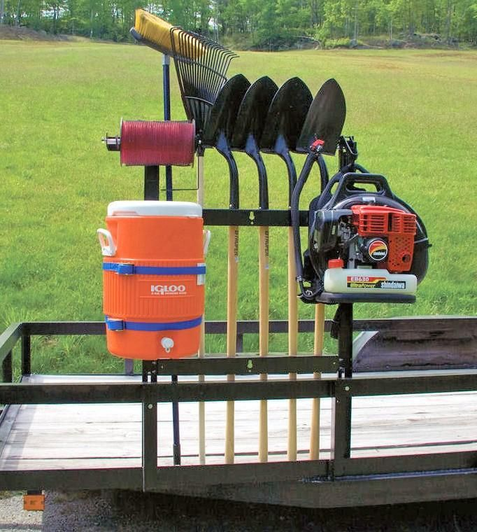 Utility Trailer Options | Leonard Buildings & Truck Accessories