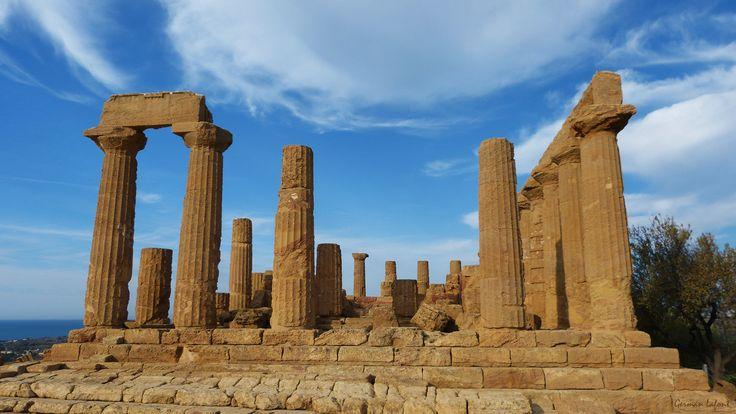 Agrigento, Templo de Juno